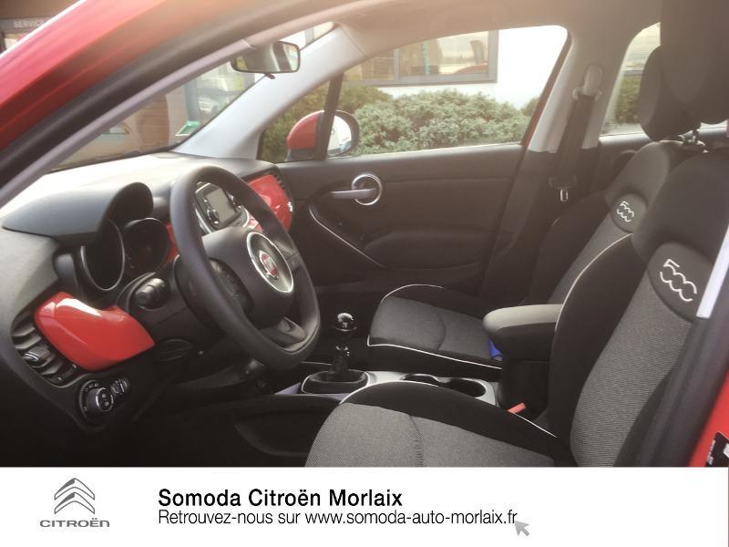 Photo 9 de l'offre de FIAT 500X 1.6 E-torQ 110ch Popstar à 13990€ chez Somoda - Citroën Morlaix