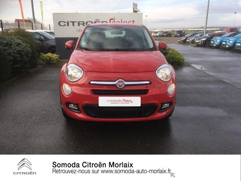 Photo 2 de l'offre de FIAT 500X 1.6 E-torQ 110ch Popstar à 13990€ chez Somoda - Citroën Morlaix