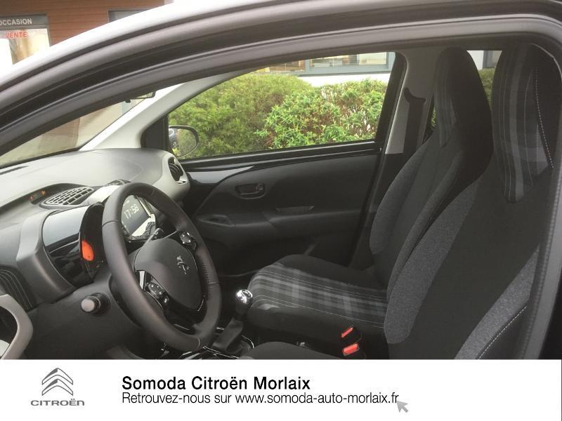 Photo 9 de l'offre de PEUGEOT 108 VTi 72 Style S&S 85g 5p à 10990€ chez Somoda - Citroën Morlaix