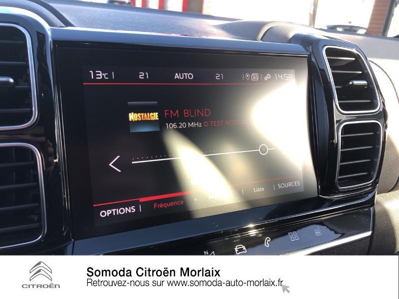 Photo 13 de l'offre de CITROEN C5 Aircross BlueHDi 180ch S&S C-Series EAT8 à 33900€ chez Somoda - Citroën Morlaix