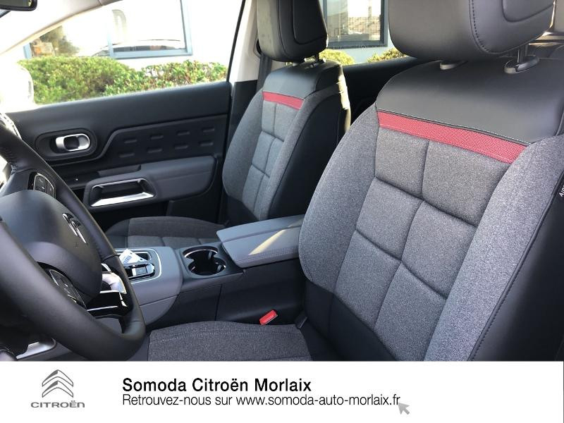 Photo 10 de l'offre de CITROEN C5 Aircross BlueHDi 180ch S&S C-Series EAT8 à 33900€ chez Somoda - Citroën Morlaix