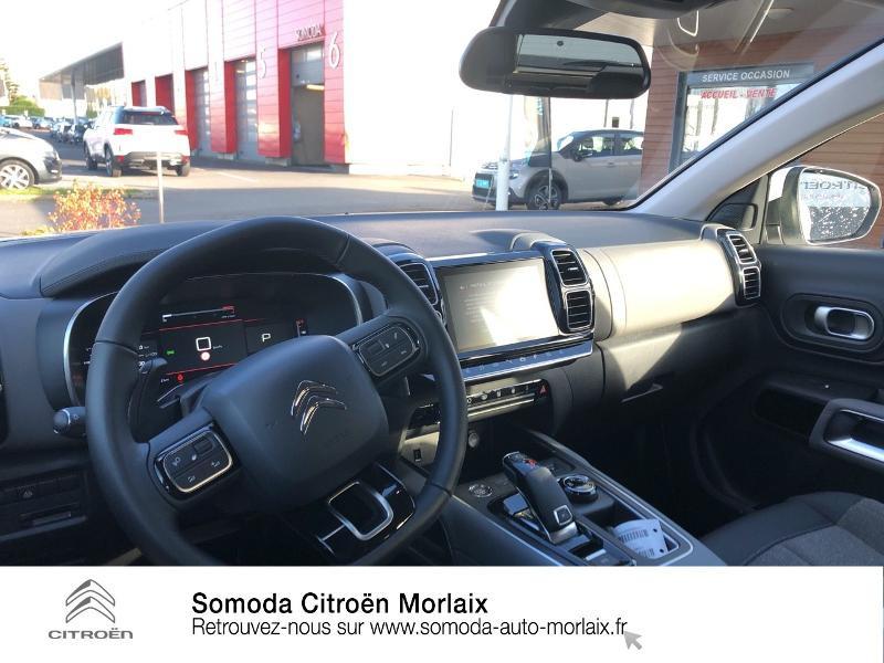 Photo 8 de l'offre de CITROEN C5 Aircross BlueHDi 180ch S&S C-Series EAT8 à 33900€ chez Somoda - Citroën Morlaix