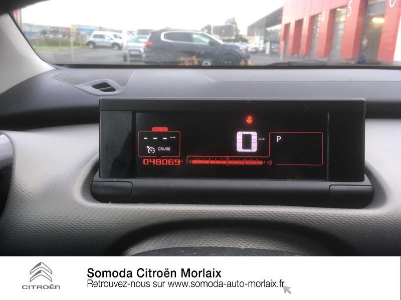 Photo 14 de l'offre de CITROEN C4 Cactus PureTech 110 OneTone S&S EAT6 à 15790€ chez Somoda - Citroën Morlaix
