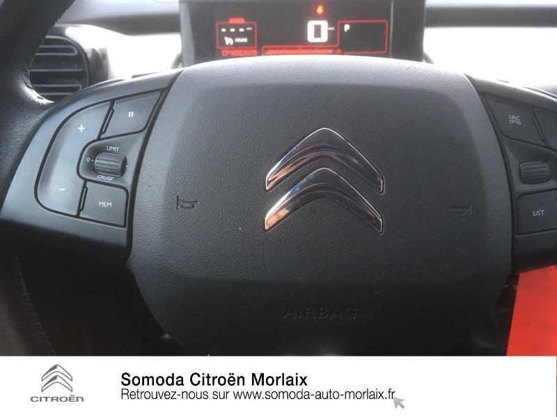 Photo 13 de l'offre de CITROEN C4 Cactus PureTech 110 OneTone S&S EAT6 à 15790€ chez Somoda - Citroën Morlaix