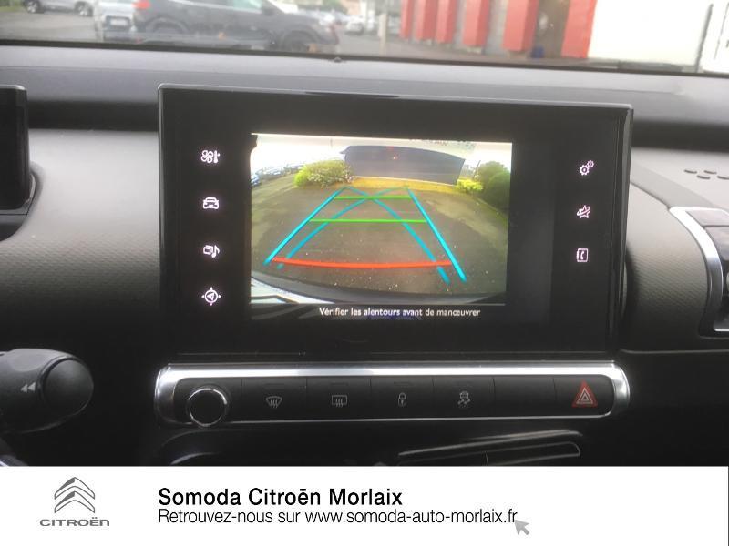 Photo 16 de l'offre de CITROEN C4 Cactus PureTech 110 OneTone S&S EAT6 à 15790€ chez Somoda - Citroën Morlaix