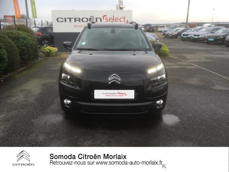Photo 2 de l'offre de CITROEN C4 Cactus PureTech 110 OneTone S&S EAT6 à 15790€ chez Somoda - Citroën Morlaix
