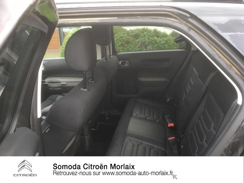 Photo 10 de l'offre de CITROEN C4 Cactus PureTech 110 OneTone S&S EAT6 à 15790€ chez Somoda - Citroën Morlaix
