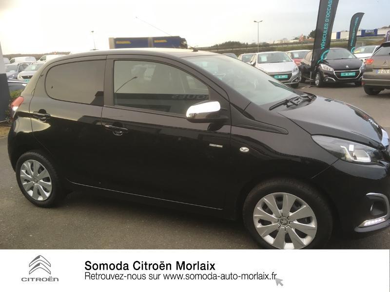 Photo 4 de l'offre de PEUGEOT 108 VTi 72 Style S&S 85g 5p à 10990€ chez Somoda - Citroën Morlaix