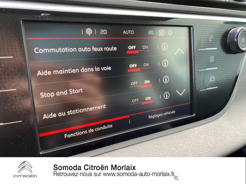 Photo 17 de l'offre de CITROEN Grand C4 SpaceTourer PureTech 130ch S&S Shine Pack EAT8 7cv à 30900€ chez Somoda - Citroën Morlaix