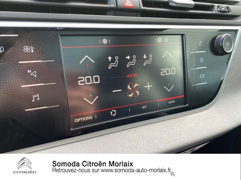Photo 15 de l'offre de CITROEN Grand C4 SpaceTourer PureTech 130ch S&S Shine Pack EAT8 7cv à 30900€ chez Somoda - Citroën Morlaix