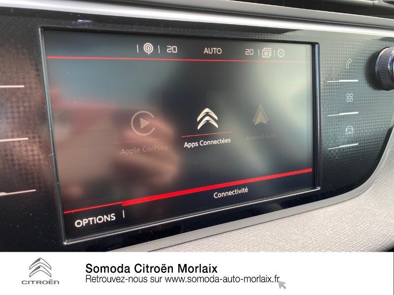 Photo 16 de l'offre de CITROEN Grand C4 SpaceTourer PureTech 130ch S&S Shine Pack EAT8 7cv à 30900€ chez Somoda - Citroën Morlaix
