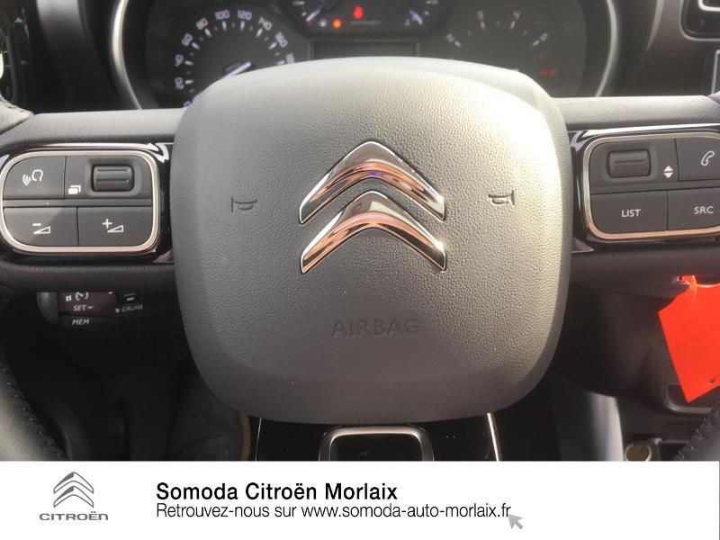 Photo 14 de l'offre de CITROEN C3 Aircross PureTech 110ch S&S Shine E6.d à 18650€ chez Somoda - Citroën Morlaix