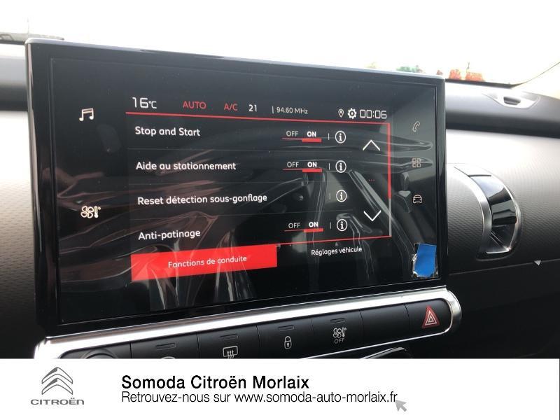 Photo 20 de l'offre de CITROEN C4 Cactus BlueHDi 100ch S&S Feel E6.d à 17990€ chez Somoda - Citroën Morlaix