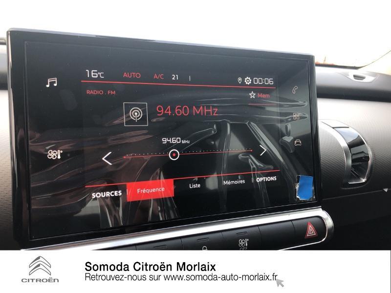 Photo 16 de l'offre de CITROEN C4 Cactus BlueHDi 100ch S&S Feel E6.d à 17990€ chez Somoda - Citroën Morlaix