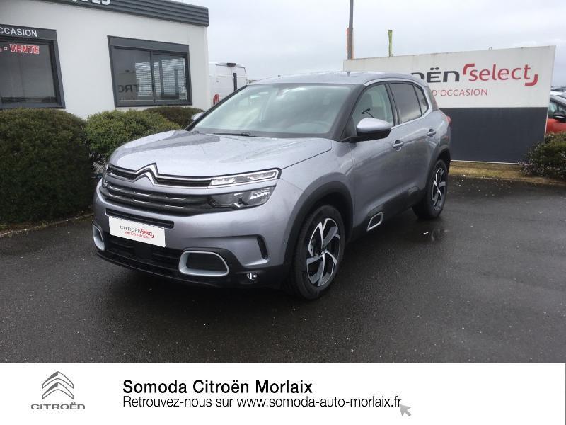 Photo 1 de l'offre de CITROEN C5 Aircross BlueHDi 130ch S&S Feel à 28950€ chez Somoda - Citroën Morlaix
