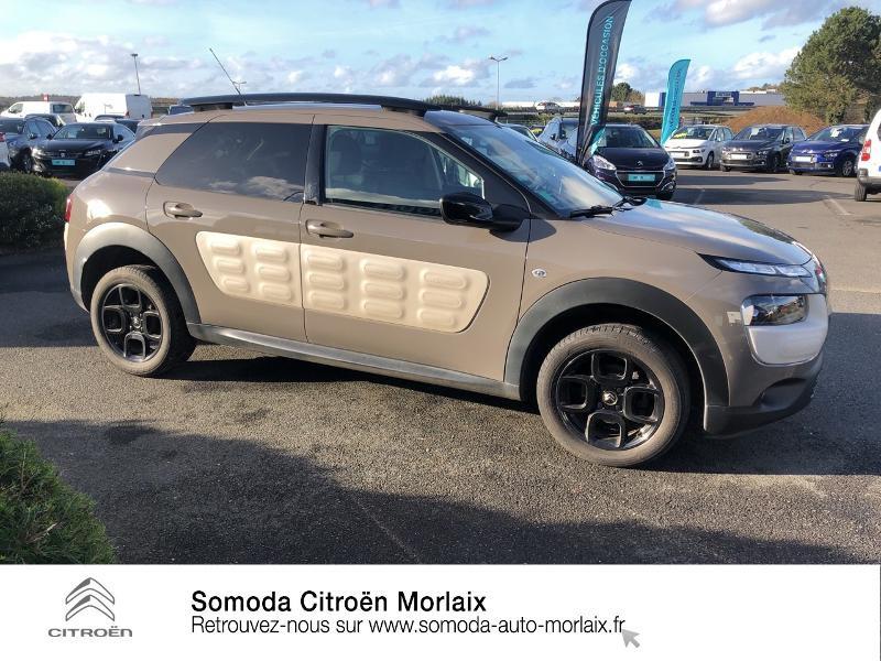 Photo 4 de l'offre de CITROEN C4 Cactus PureTech 110 Shine S&S EAT6 à 13990€ chez Somoda - Citroën Morlaix