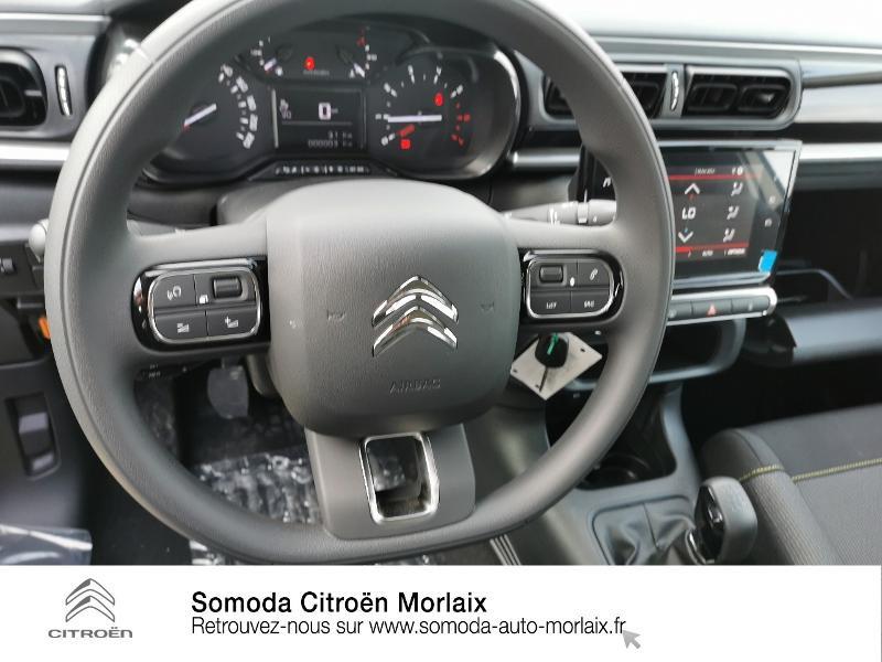 Photo 8 de l'offre de CITROEN C3 PureTech 82ch Feel Business S&S E6.d à 14990€ chez Somoda - Citroën Morlaix