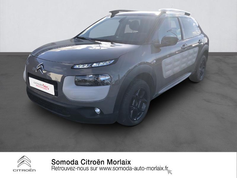 Photo 1 de l'offre de CITROEN C4 Cactus PureTech 110 Shine S&S EAT6 à 13990€ chez Somoda - Citroën Morlaix