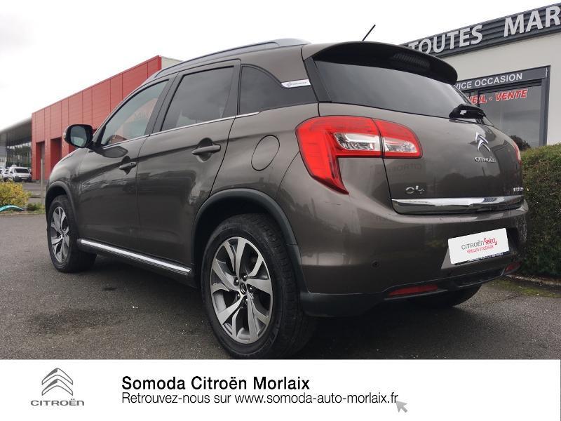 Photo 7 de l'offre de CITROEN C4 Aircross 1.8 HDi 4x4 Exclusive à 11790€ chez Somoda - Citroën Morlaix
