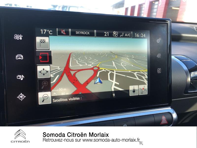 Photo 15 de l'offre de CITROEN C4 Cactus PureTech 110 Shine S&S EAT6 à 13990€ chez Somoda - Citroën Morlaix