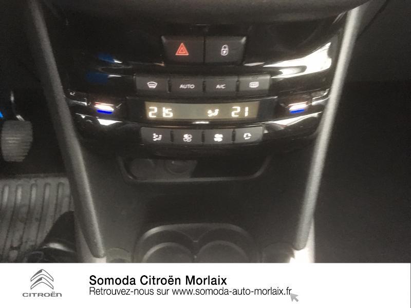 Photo 16 de l'offre de PEUGEOT 208 1.2 PureTech 110ch E6.c Allure S&S 5p à 13990€ chez Somoda - Citroën Morlaix