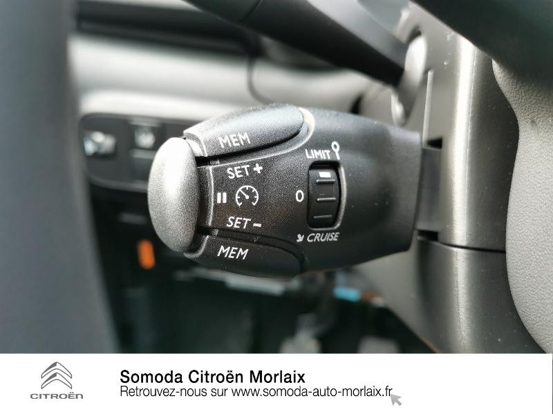Photo 14 de l'offre de CITROEN C3 PureTech 82ch Feel Business S&S E6.d à 14990€ chez Somoda - Citroën Morlaix