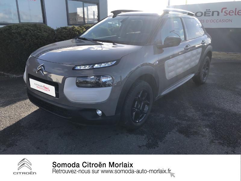 Photo 21 de l'offre de CITROEN C4 Cactus PureTech 110 Shine S&S EAT6 à 13990€ chez Somoda - Citroën Morlaix
