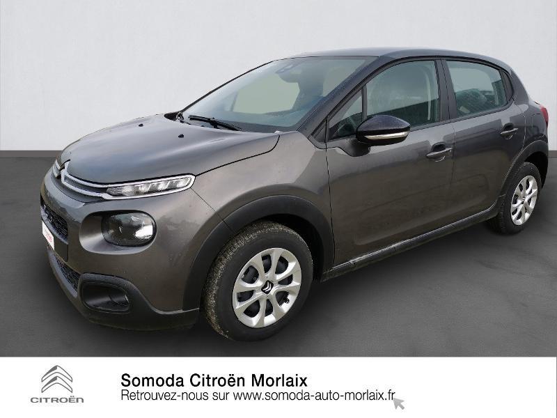 Photo 1 de l'offre de CITROEN C3 PureTech 82ch Feel Business S&S E6.d à 14990€ chez Somoda - Citroën Morlaix