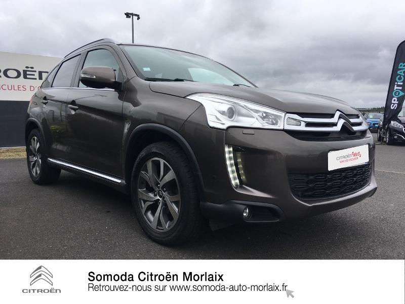 Photo 3 de l'offre de CITROEN C4 Aircross 1.8 HDi 4x4 Exclusive à 11790€ chez Somoda - Citroën Morlaix
