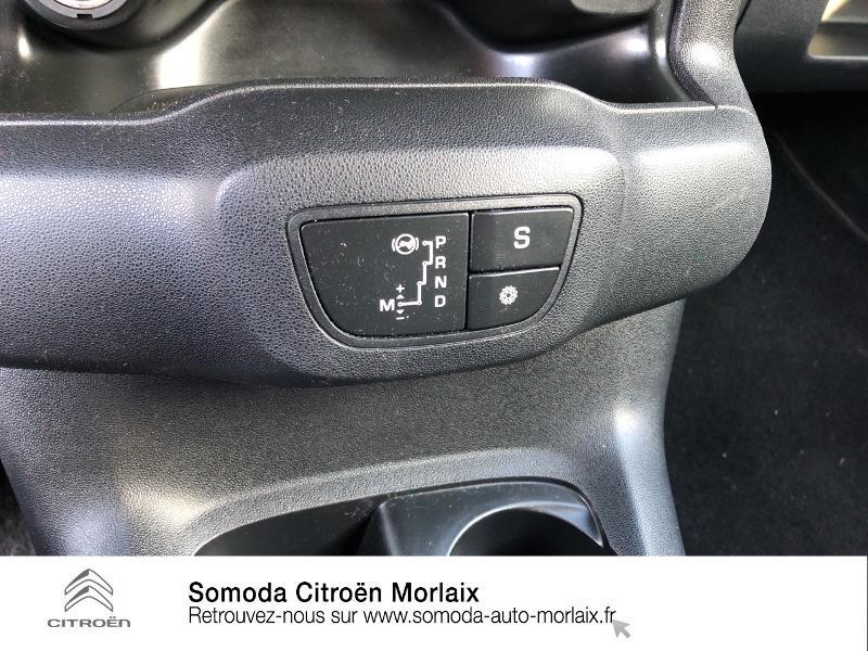 Photo 18 de l'offre de CITROEN C4 Cactus PureTech 110 Shine S&S EAT6 à 13990€ chez Somoda - Citroën Morlaix