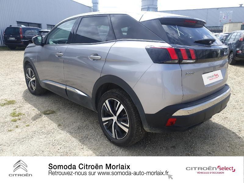 Photo 7 de l'offre de PEUGEOT 3008 1.5 BlueHDi 130ch E6.c Allure S&S 111g à 26490€ chez Somoda - Citroën Morlaix