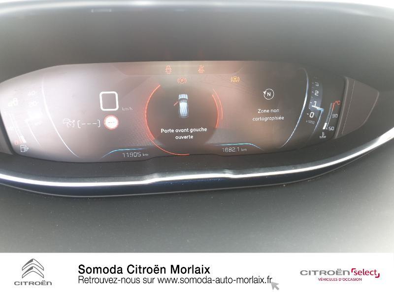 Photo 12 de l'offre de PEUGEOT 3008 1.5 BlueHDi 130ch E6.c Allure S&S 111g à 26490€ chez Somoda - Citroën Morlaix
