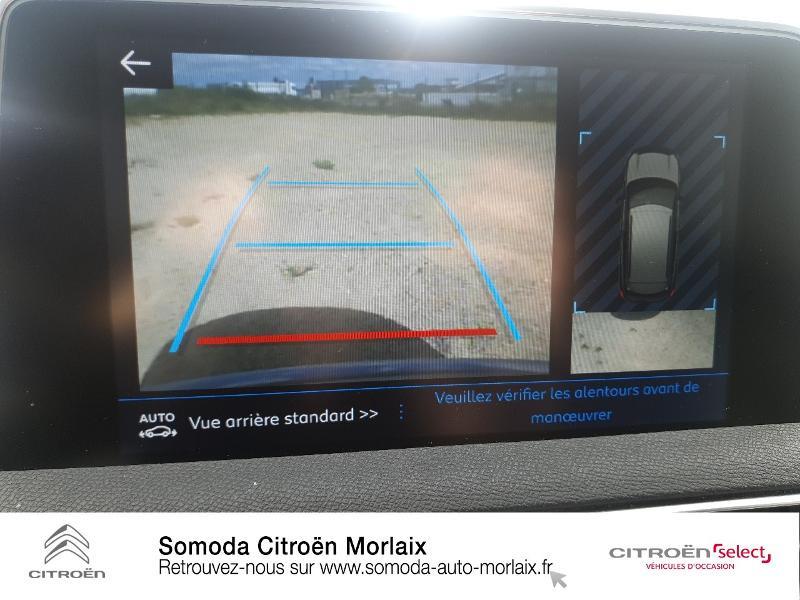 Photo 15 de l'offre de PEUGEOT 3008 1.5 BlueHDi 130ch E6.c Allure S&S 111g à 26490€ chez Somoda - Citroën Morlaix