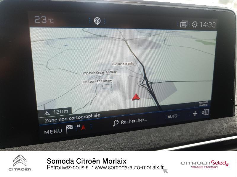Photo 13 de l'offre de PEUGEOT 3008 1.5 BlueHDi 130ch E6.c Allure S&S 111g à 26490€ chez Somoda - Citroën Morlaix