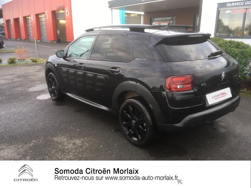 Photo 7 de l'offre de CITROEN C4 Cactus PureTech 110 OneTone S&S EAT6 à 15790€ chez Somoda - Citroën Morlaix