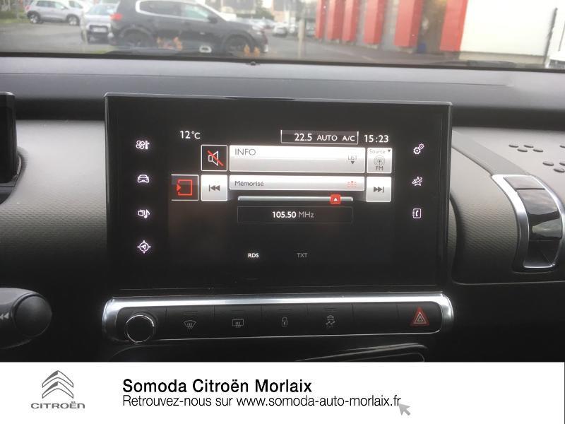 Photo 12 de l'offre de CITROEN C4 Cactus PureTech 110 OneTone S&S EAT6 à 15790€ chez Somoda - Citroën Morlaix
