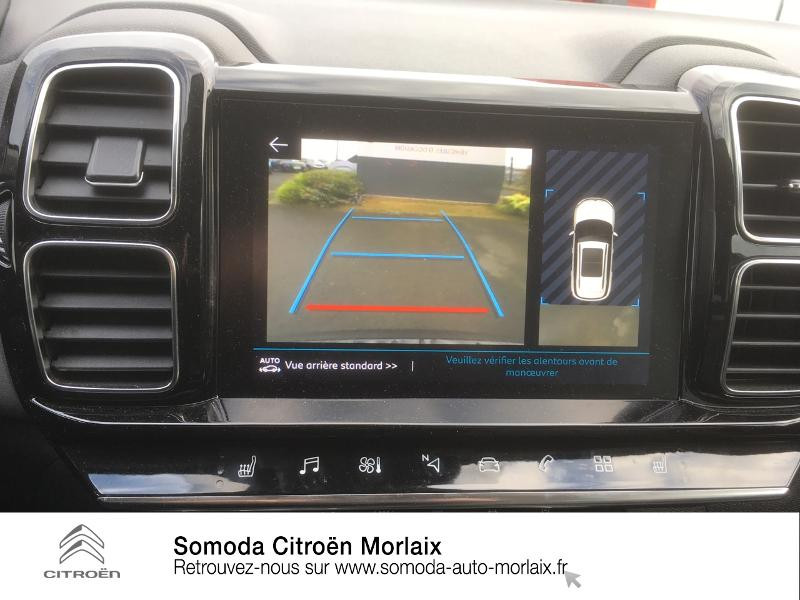 Photo 18 de l'offre de CITROEN C5 Aircross BlueHDi 180ch S&S Shine EAT8 à 32990€ chez Somoda - Citroën Morlaix