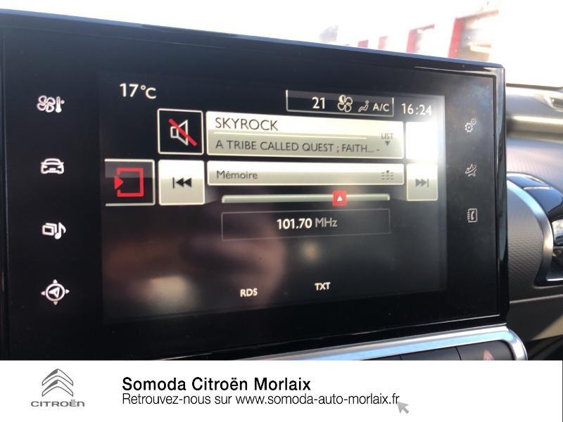 Photo 16 de l'offre de CITROEN C4 Cactus PureTech 110 Shine S&S EAT6 à 13990€ chez Somoda - Citroën Morlaix