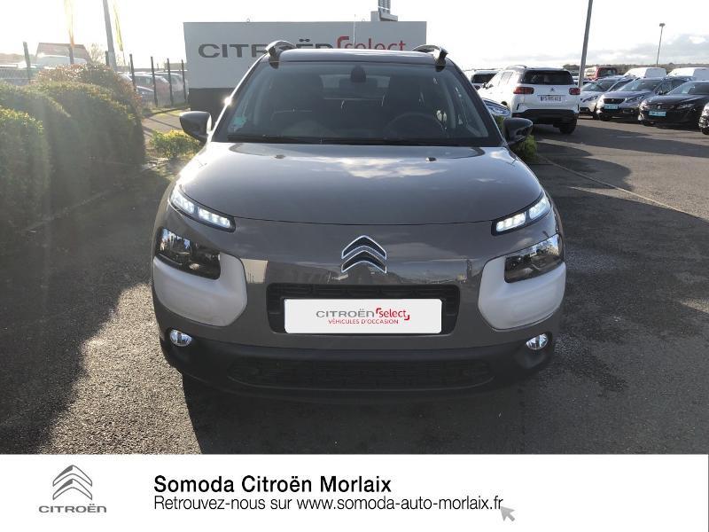 Photo 2 de l'offre de CITROEN C4 Cactus PureTech 110 Shine S&S EAT6 à 13990€ chez Somoda - Citroën Morlaix