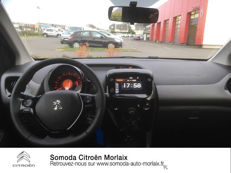 Photo 8 de l'offre de PEUGEOT 108 VTi 72 Style S&S 85g 5p à 10990€ chez Somoda - Citroën Morlaix