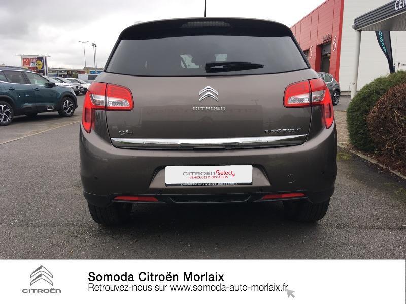Photo 5 de l'offre de CITROEN C4 Aircross 1.8 HDi 4x4 Exclusive à 11790€ chez Somoda - Citroën Morlaix