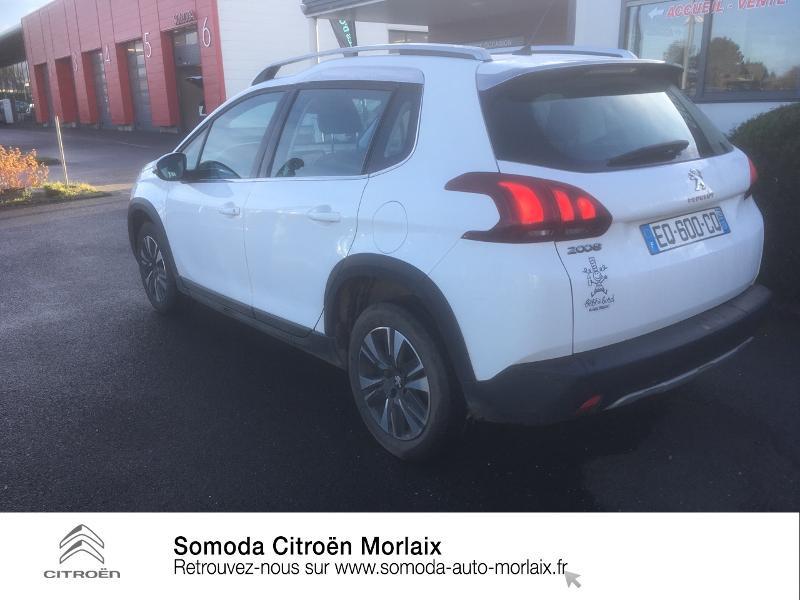 Photo 7 de l'offre de PEUGEOT 2008 1.6 BlueHDi 100ch Allure à 13450€ chez Somoda - Citroën Morlaix