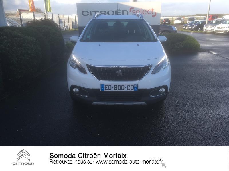 Photo 2 de l'offre de PEUGEOT 2008 1.6 BlueHDi 100ch Allure à 13450€ chez Somoda - Citroën Morlaix