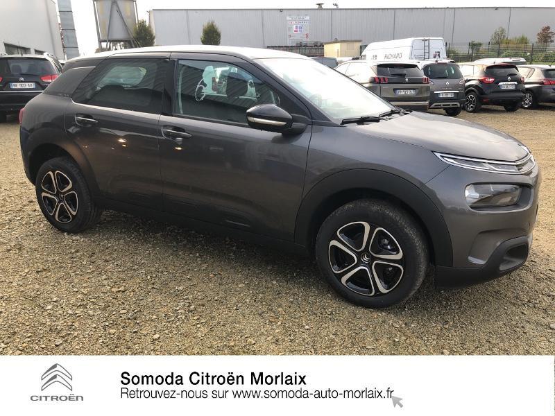 Photo 4 de l'offre de CITROEN C4 Cactus BlueHDi 100ch S&S Feel E6.d à 17990€ chez Somoda - Citroën Morlaix