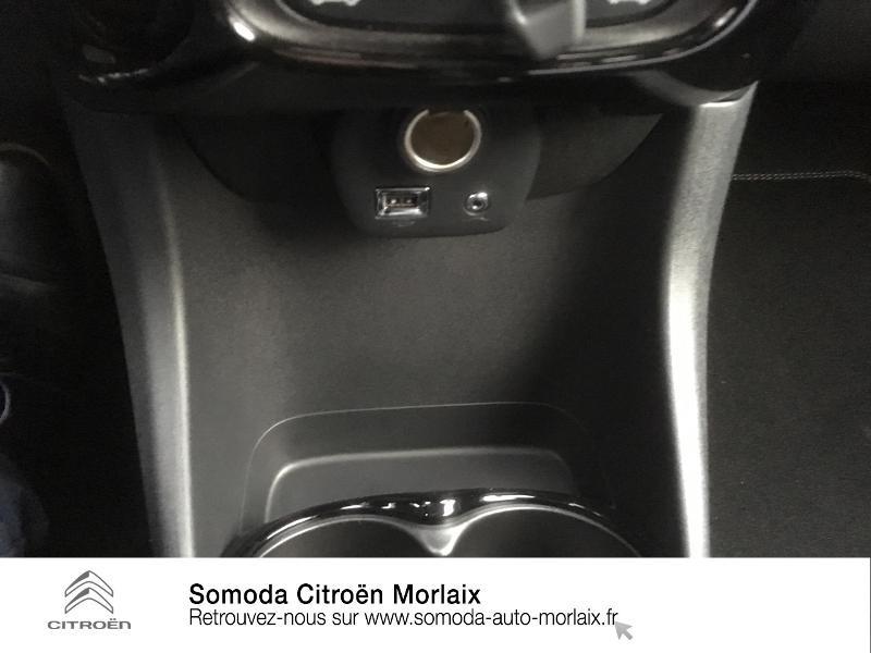 Photo 16 de l'offre de PEUGEOT 108 VTi 72 Style S&S 85g 5p à 10990€ chez Somoda - Citroën Morlaix