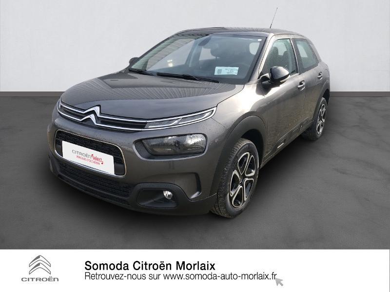 Photo 1 de l'offre de CITROEN C4 Cactus BlueHDi 100ch S&S Feel E6.d à 17990€ chez Somoda - Citroën Morlaix