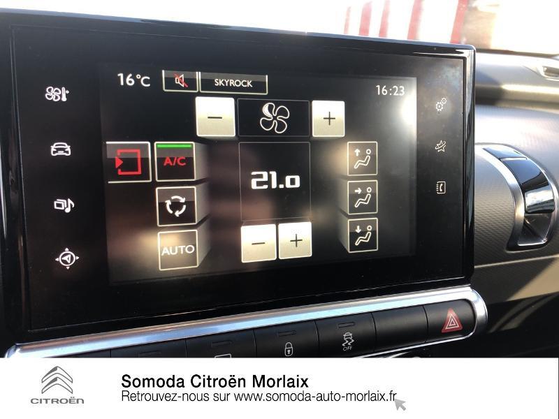 Photo 13 de l'offre de CITROEN C4 Cactus PureTech 110 Shine S&S EAT6 à 13990€ chez Somoda - Citroën Morlaix