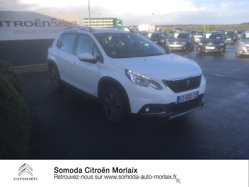 Photo 3 de l'offre de PEUGEOT 2008 1.6 BlueHDi 100ch Allure à 13450€ chez Somoda - Citroën Morlaix