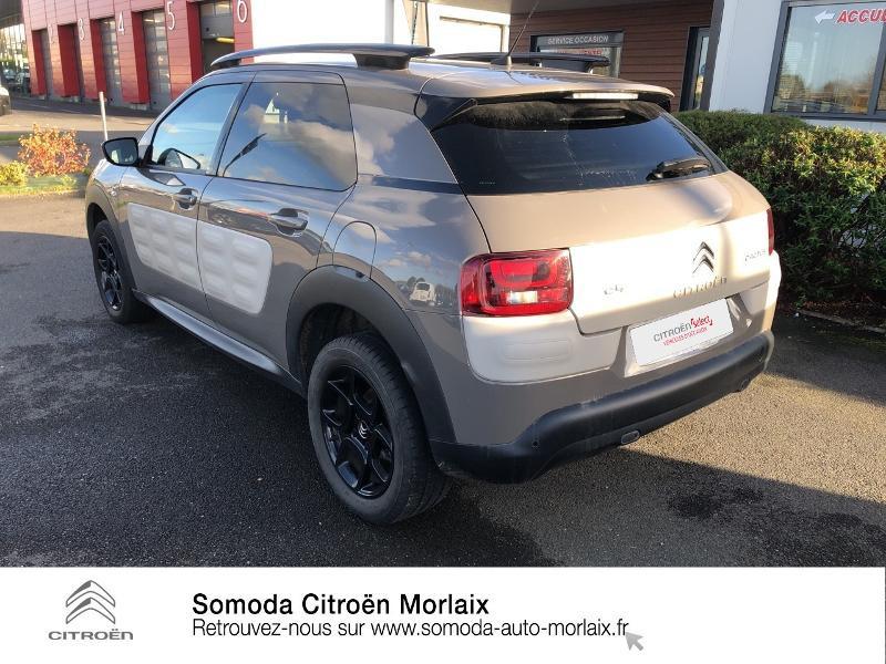 Photo 7 de l'offre de CITROEN C4 Cactus PureTech 110 Shine S&S EAT6 à 13990€ chez Somoda - Citroën Morlaix