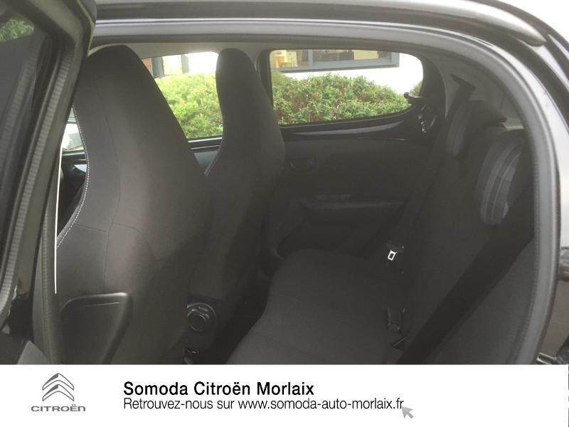 Photo 10 de l'offre de PEUGEOT 108 VTi 72 Style S&S 85g 5p à 10990€ chez Somoda - Citroën Morlaix